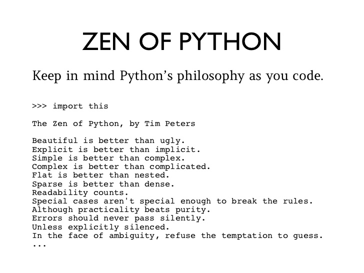 11 Great Resources to Learn and Work in Python - code(love)